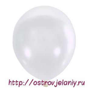 """M 9""""/23см Перламутр WHITE 072"""